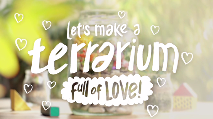 Terrarium Brings The Garden To You