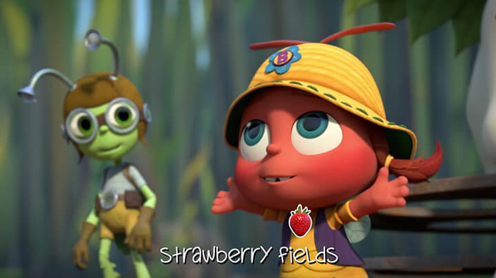 Sing-Along - Strawberry Fields Forever